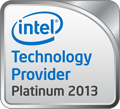 intel platinum technology provider