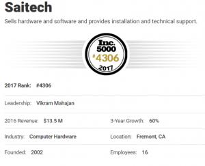 Saitech INC 5000