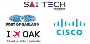 Saitech logo Port of Oakland Cisco