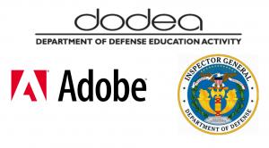 Dodea Adobe logo