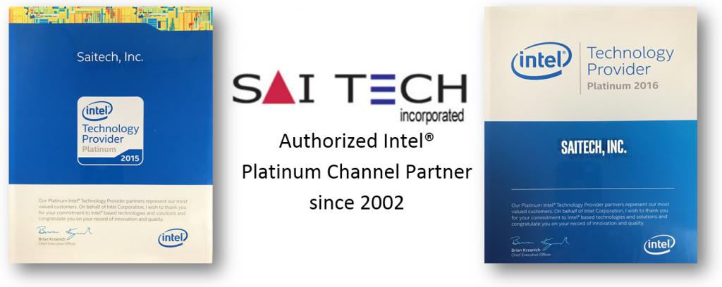 Saitech Intel Partner Blog