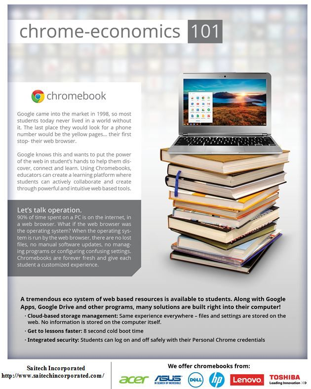 Chromebooks post