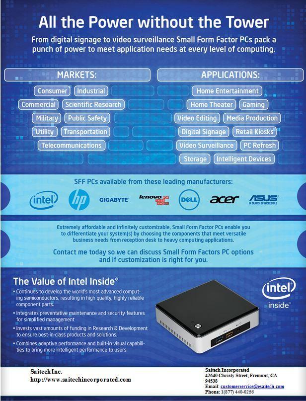 Intel MiniPC