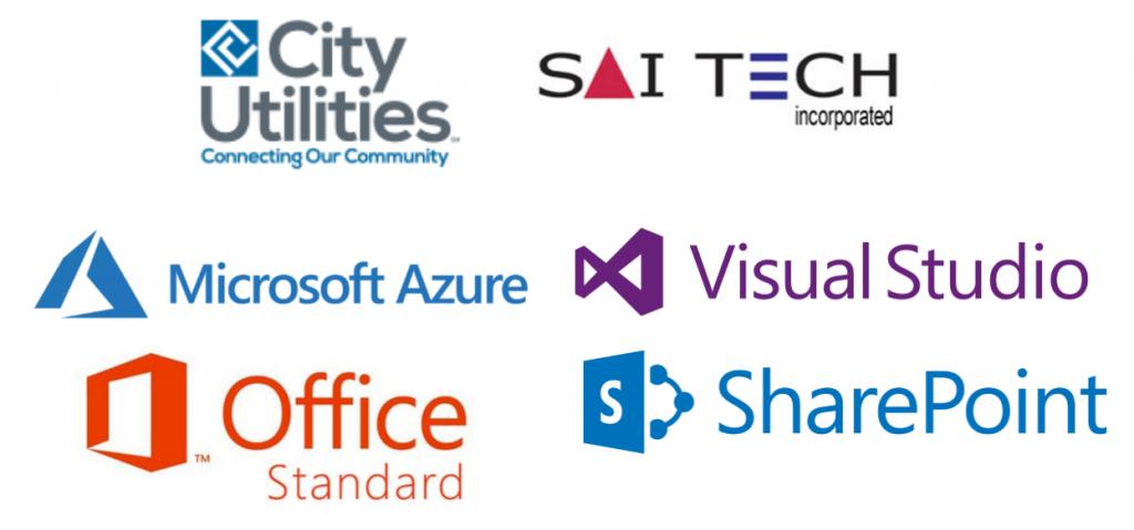 LOGO City Utilities of Springfield Microsoft Azure