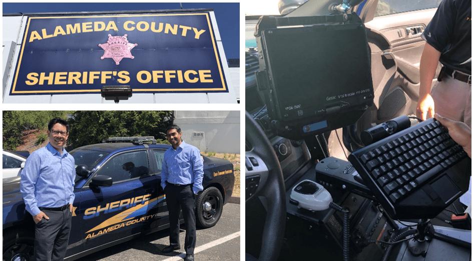 Alameda Sheriff collage photo