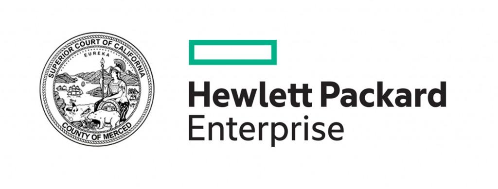 Superior Court Merced HPE logo