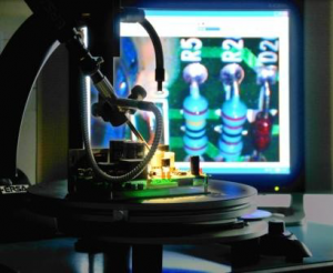 microscopic optical inspection qc