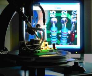 microscopic optical inspection qc