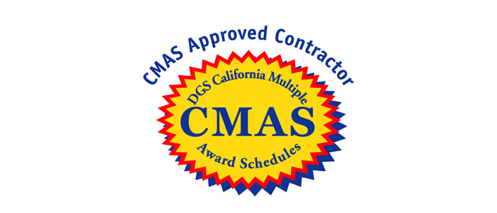 CMAS Approved Contractor
