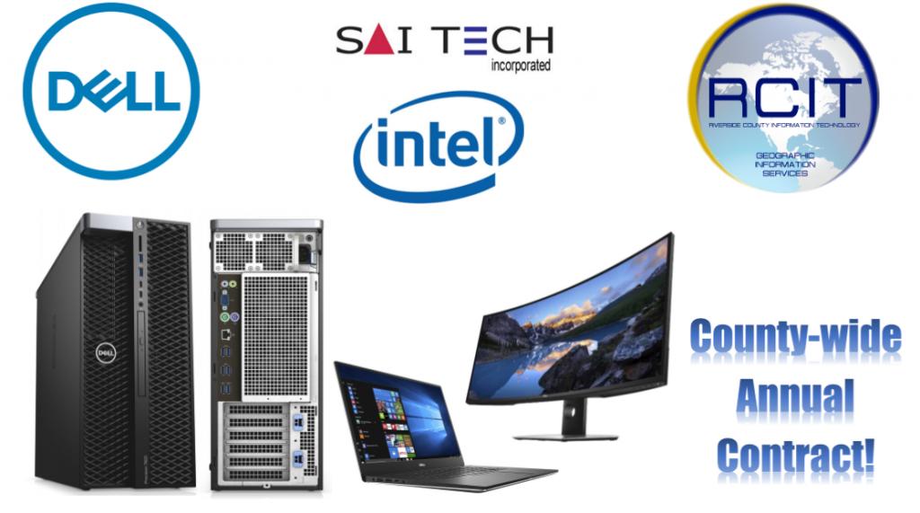 RCIT Dell Intel Saitech blog layout