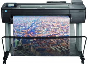 HP Design Jet Printer